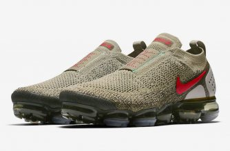 Nike Air VaporMax Moc 2 Neutral Olive AH7006-200 Release