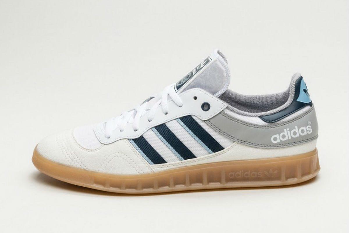 adidas liga vintage white