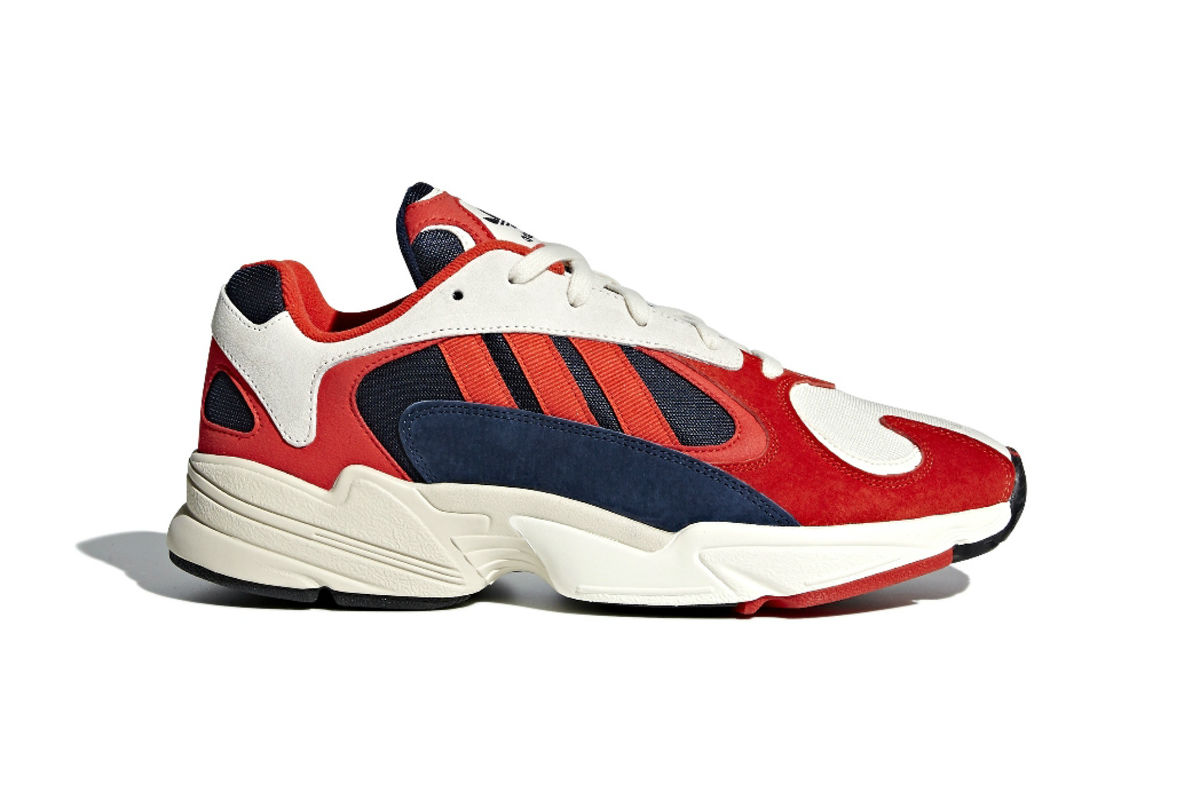 adidas Yung 1 Red/White/Blue Release Info