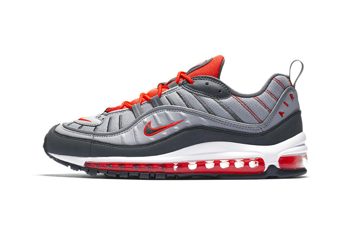 nike air max 98 habanero red release date