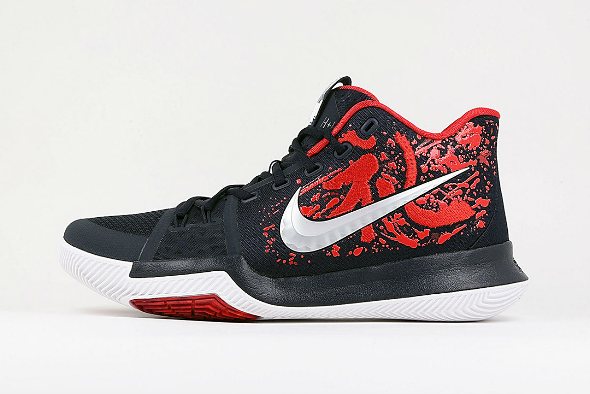 52432d9dcf84 best nike kyrie 3 team red adds pink to classic cavs colors ce3c4 b4e82   closeout kyrie 3 performance inspiration 27a47 b5e63