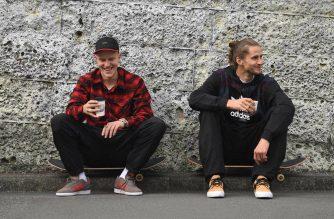 adidas skateboarders