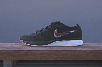 Nike Flyknit Trainer Velvet Brown