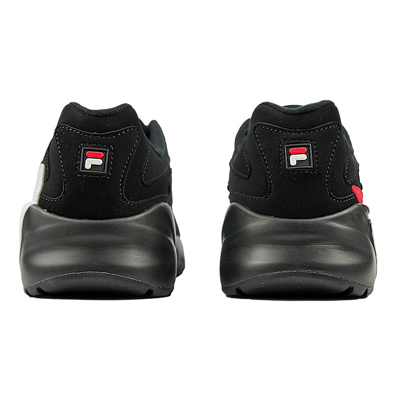 Fila Mindblower Black/White/Fila Red