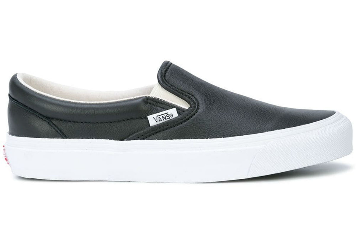 Vans Vault Slip On Black