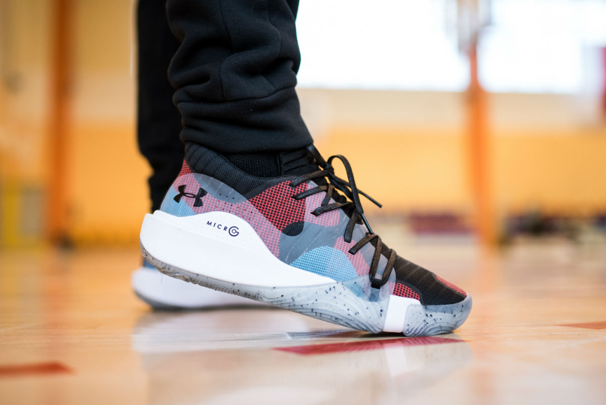 Under Armour Spawn Low