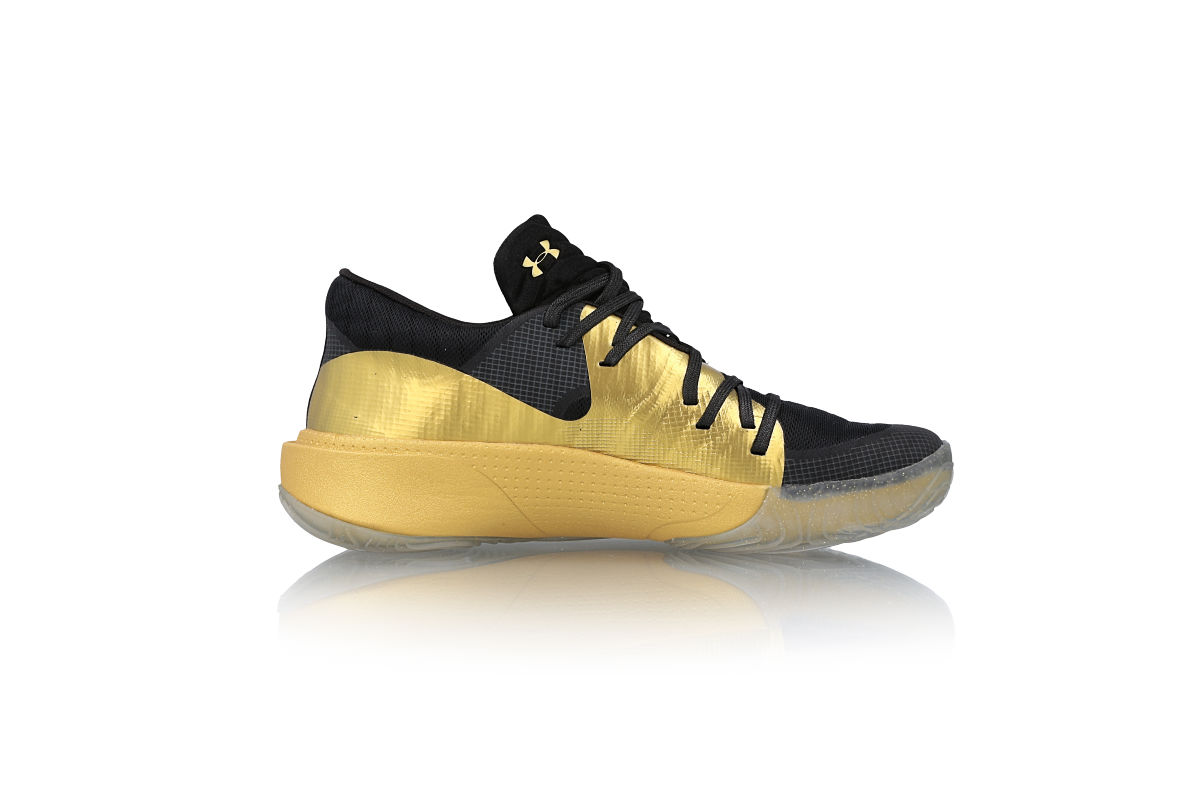 Under Armour Spawn Anatomix Low Gold/Black