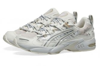 ASICS X CHEMIST CREATIONS GEL KAYANO 5 OG CREAM & FEATHER GREY