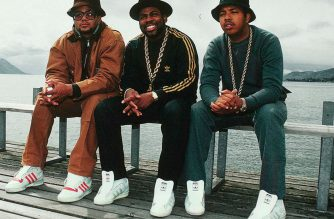 Run dmc adidas superstar